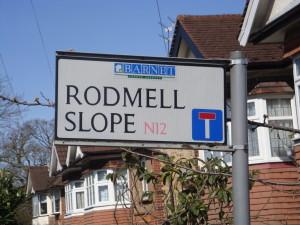 Rodmell Slope