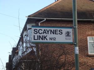 Scaynes Link