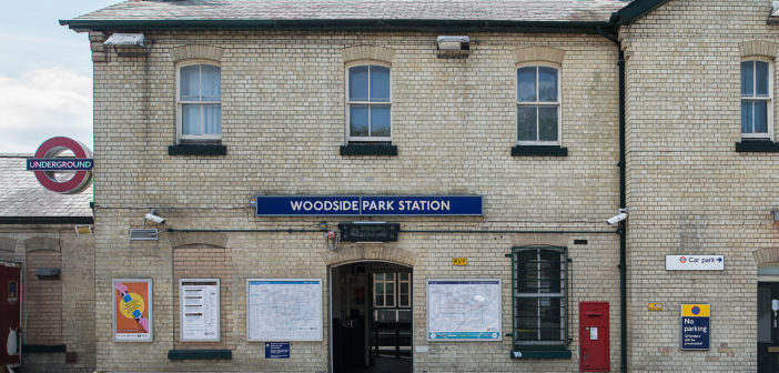 Proposed Development at Woodside Park Tube